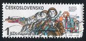 Soviet Army — Stock Photo