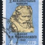 Постер, плакат: Petr Tchaikovsky