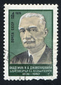 Dzhavakhishvili — Стоковое фото