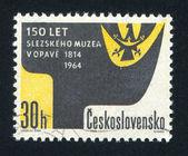 Silesian Coat of Arms — Stock Photo