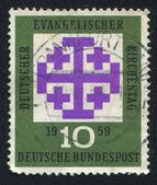 Synod Emblem — Stockfoto