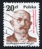 Stanislaw wojciechowski — Stok fotoğraf