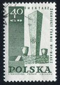 Westerplatte — Stok fotoğraf