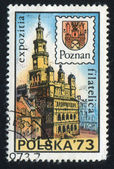 Poznan — Stock Photo
