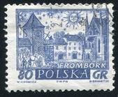 Frombork — 图库照片