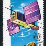 Satellite — Stock Photo #27852485