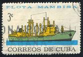 Merchant ship Sierra Maestra — Stock Photo