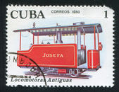 Locomotive Josefa — 图库照片