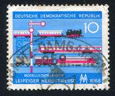 Model Trains — Stock Photo