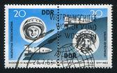 瓦伦蒂娜 tereshkova — 图库照片