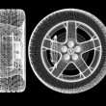 Skeleton tires — Stock Photo #2935592