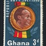 Постер, плакат: Kwame Nkrumah