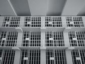 监狱 — 图库照片
