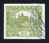 Hradcany at Prague — Stock Photo
