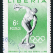 Foto Stock: Discus thrower