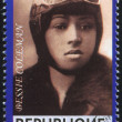 Bessie Coleman — Stock Photo