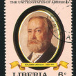 President of the United States Benjamin Harrison — Stock fotografie