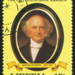 President of the United States Martin Van Buren — Stock Photo