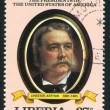 President of the United States Chester Arthur — Stock fotografie