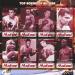 Постер, плакат: Great boxers