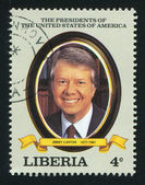 President of the United States Jimmy Carter — Stock Photo