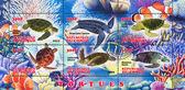Zeeschildpad — Stockfoto