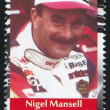 Stock Photo: Nigel Mansell