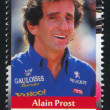 Stock Photo: Alain Prost