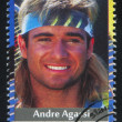 Stock Photo: Andre Agassi