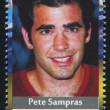 Pete Sampras — Stock Photo