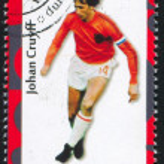 Постер, плакат: Johan Cruyff