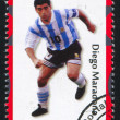 Stock Photo: Diego Maradona