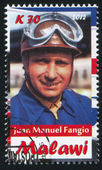 Juan Manuel Fangio — Stock Photo