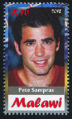 Pete Sampras — Foto de Stock