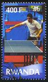 Table tennis — Zdjęcie stockowe