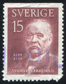 Svante Arrhenius — Stock Photo