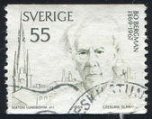 Bergman — Stockfoto