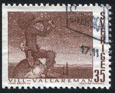 Vill Vallareman — Stok fotoğraf