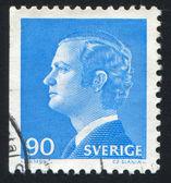 King Carl XVI Gustaf — Stock Photo
