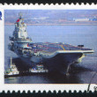 Aircraft carrier — Foto Stock