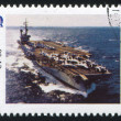 Aircraft carrier — Stock Photo #35094727