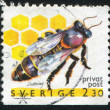 Stock Photo: Sweden Bee