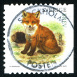 Stamp Fox — Stock fotografie