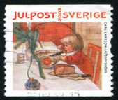 Aftonvarden by Carl Larsson — Stock Photo
