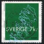 Постер, плакат: Waterways of Sweden