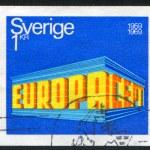 CEPT Europa Building — Stock Photo #38276365