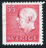 Gustaf VI Adolf — Foto de Stock