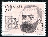 Alfred Nobel — Stock Photo