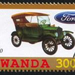 Постер, плакат: Retro car