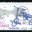 Stamp Bike — Stock Photo #39141629